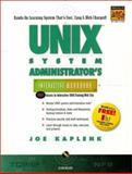UNIX System Administrator's Interactive Workbook 9780130813084
