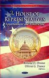 The House of Representatives : Apportionment and Redistricting, Orsino, Roland D. and Trance, Olivia G., 1613243081