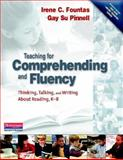 Teaching for Comprehending and Fluency 1st Edition