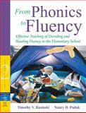 From Phonics to Fluency : Effective Teaching of Decoding and Reading Fluency in the Elementary School, Rasinski, Timothy V. and Padak, Nancy D., 020550308X