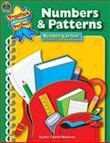 Numbers and Patterns, Grade K, Jodene L. Smith, 0743933087