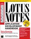 Lotus Notes Application Development Handbook, Kerwien, Erica, 1568843089