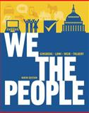 We the People : An Introduction to American Politics, Ginsberg, Benjamin and Weir, Margaret, 0393913082