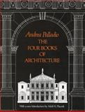 Four Books of Architecture, Andrea Palladio, 0486213080