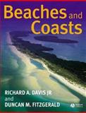 Beaches and Coasts, Davis, Richard A. and Fitzgerald, Duncan M., 0632043083
