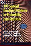 101 Special Practice Problems in Probability and Statistics 9780971313088