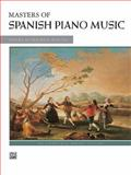 Masters of Spanish Piano Music, Maurice Hinson, 0739013092