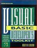 Visual Basic Developer's Toolkit : Performance Optimization, Rapid Application Development, Debugging and Distribution, Nemzow, Martin A., 0079123090