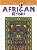 Creative Haven African Designs Coloring Book, Marty Noble and Creative Haven, 0486493091