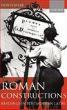 Roman Constructions 9780198153092