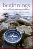 Beginnings : The Art and Science of Planning Psychotherapy, Peebles, Mary Jo, 0415883091