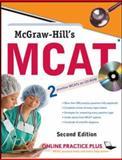 McGraw-Hill's MCAT, Hademenos, George and McCloskey, Candice, 007163309X