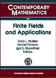 Finite Fields and Applications, , 0821843095