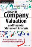 The Art of Company Valuation and Financial Statement Analysis, Nicolas Schmidlin, 1118843096