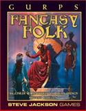 GURPS Fantasy Folk, Chris W. McCubbin and Sean Punch, 1556343094