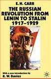 The Russian Revolution from Lenin to Stalin, 1917-1929, Carr, Edward Hallett and Davies, R. W., 0333993098
