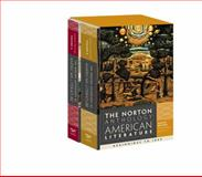The Norton Anthology of American Literature, , 0393913090