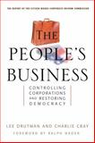 The People's Business, Charlie Cray, 1576753093