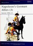 Napoleon's German Allies (3), Otto Von Pivka, 0850453097