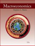 Macroeconomics with Connect Plus, Slavin, Stephen and Slavin, 0077473094