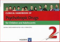 Clinical Handbook of Psychotropic Drugs for Children and Adolescents 9780889373099