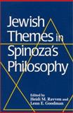 Jewish Themes in Spinoza's Philosophy, , 0791453103
