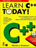 Learn C++ Today! 9781568843100