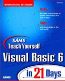 Sams Teach Yourself Visual Basic 6 in 21 Days, Greg M. Perry, 0672313103