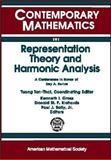 Representation Theory and Harmonic Analysis, Tuong Ton-That, 0821803107