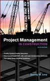 Project Management in Construction, Levy, Sidney, 0071753109