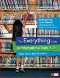 The Everything Guide to Informational Texts, K-2 : Best Texts, Best Practices, Barclay, Kathy H. and Stewart, Laura D., 1452283109