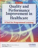 Quality and Performance Improvement in Healthcare 5th Edition