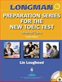 Longman Preparation Series for the New TOEIC Test : Advanced Course, LOUGHEED, 0131993100