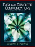 Data and Computer Communications, Stallings, William, 0132433109
