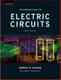 Introduction to Electric Circuits, Jackson, Herbert W. and Temple, Dale, 0195423100