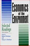 The Economics of the Environment : Selected Readings, Robert Dorfman, 0393963101