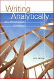 Writing Analytically, Rosenwasser, David and Stephen, Jill, 1413033105