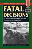 Fatal Decisions, , 0811713105