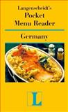 Germany, Gabriele Horvath and Langenscheidt Publishers Staff, 0887293107