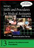 Skills and Procedures for Medical Assistants : Modern Reimbursement Procedures, Delmar Learning Staff, 1435413105