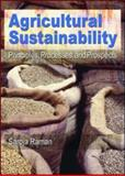 Agricultural Sustainability : Principles, Processes, and Prospects, Raman, Saroja, 1560223103