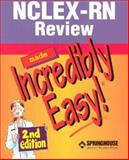 NCLEX PN 250 New-Format Questions/NCLEX-RN Review Made Incredibly Easy! 9781582553108