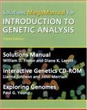 Mega Solutions Manual and CD-ROM Intro to Genetic Analysis, Griffiths, Anthony J.F. and Fixsen, William, 0716763109