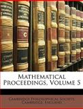 Mathematical Proceedings, Cambrid Cambridge Philosophical Society, 1149153105