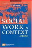 Social Work in Context - a Reader 9789812103109