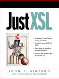 Just XSL 9780130603111