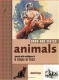 Draw and Sketch Animals, David Boyd, 1581803117