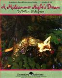 A Midsummer Night's Dream Common Core Aligned Literature Guide, Duncan, Kathleen and Rovira, Ivonne, 1938913116