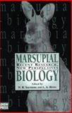 Marsupial Biology, Saunders, Norman and Hinds, L. A., 0868403113