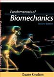 Fundamentals of Biomechanics, Knudson, Duane, 0387493115